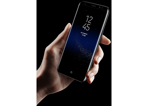 82d3395ac8f96 Смартфон Samsung Galaxy S8+ 64GB Black - цена на Смартфон Samsung ...