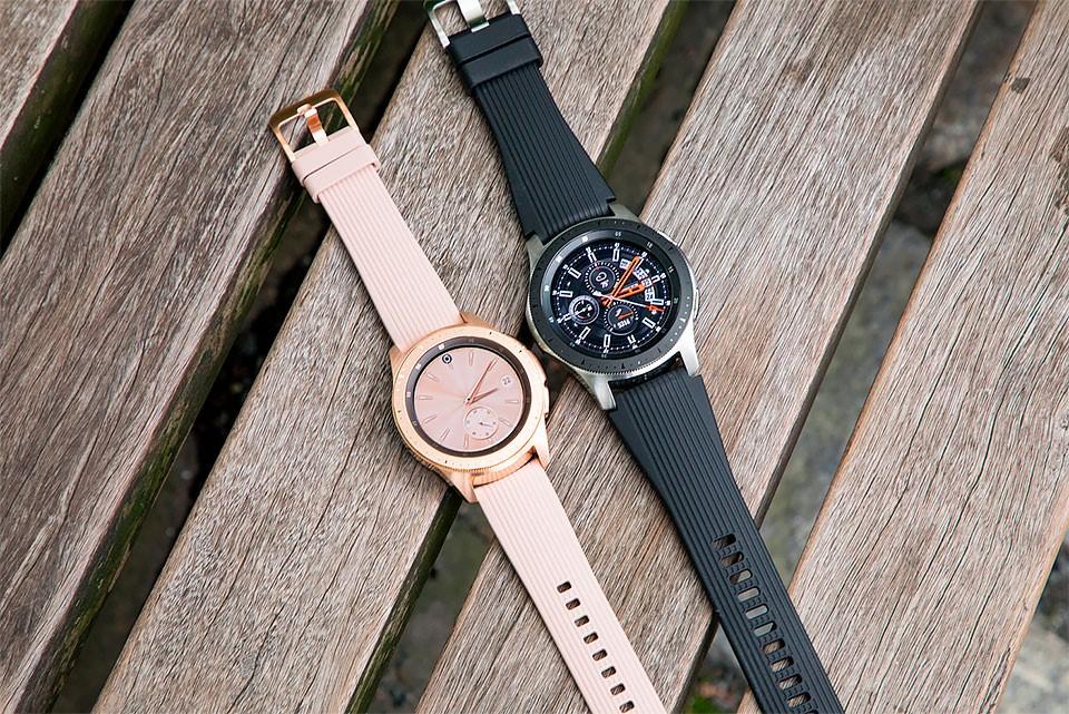 0ae9f9bc Samsung Galaxy Watch во многом продолжает традиции дизайна, которые были  заложены в серии Gear. Новинка получила, пожалуй, самый изысканный и  эстетичный ...