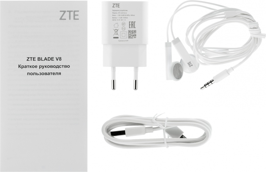 Смартфон ZTE от МТС