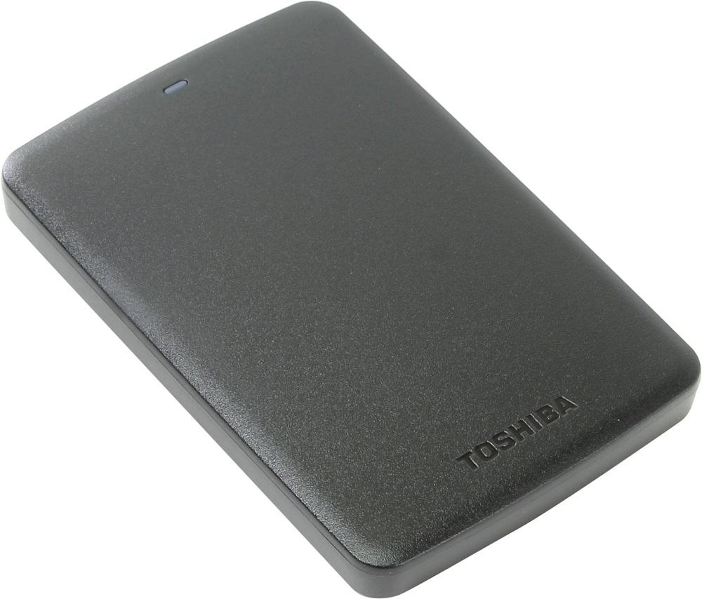 Внешний жесткий диск Toshiba от МТС
