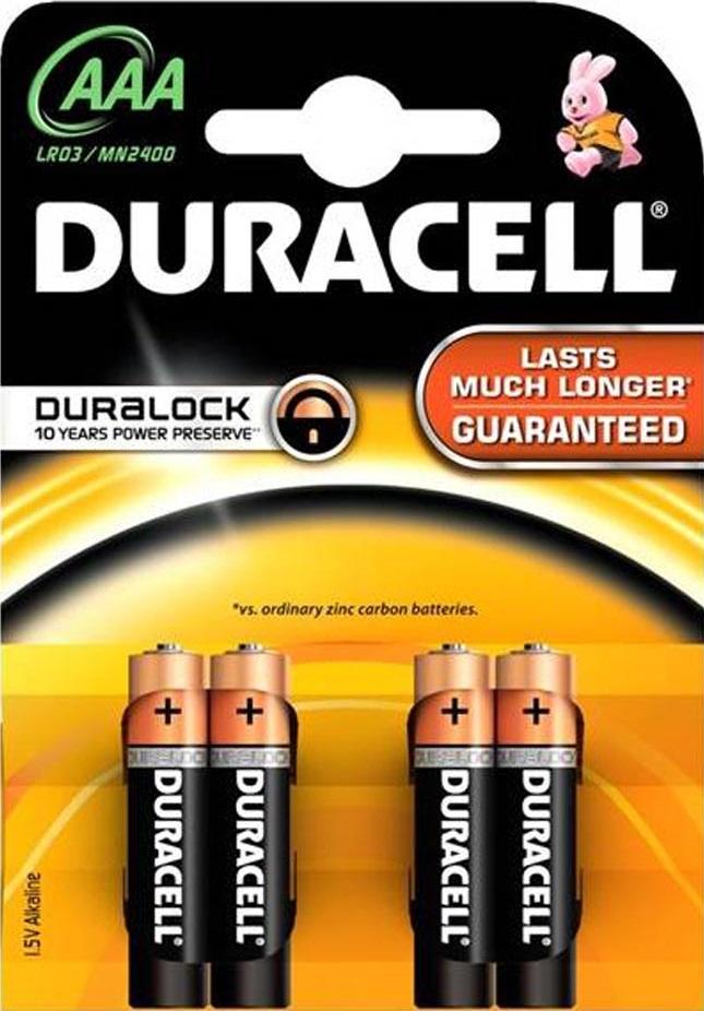 Батарея Duracell от МТС