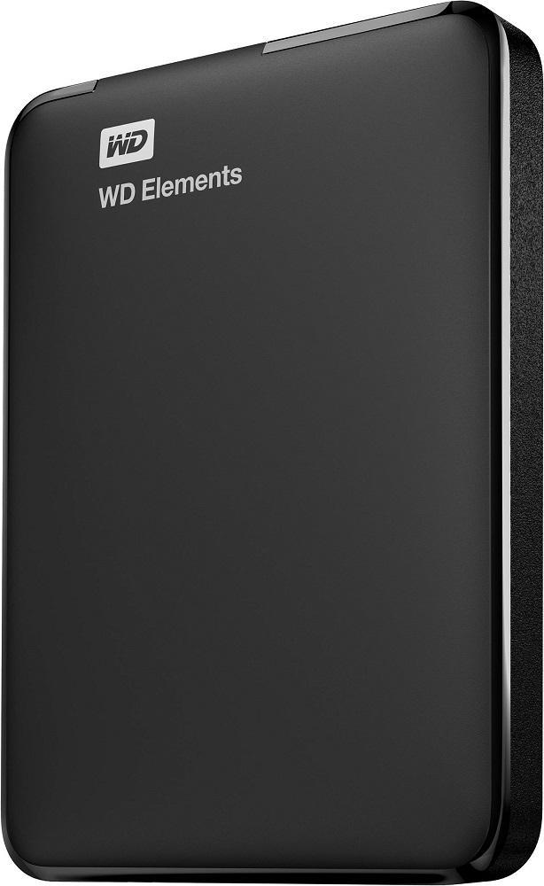 Внешний жесткий диск Western Digital от МТС